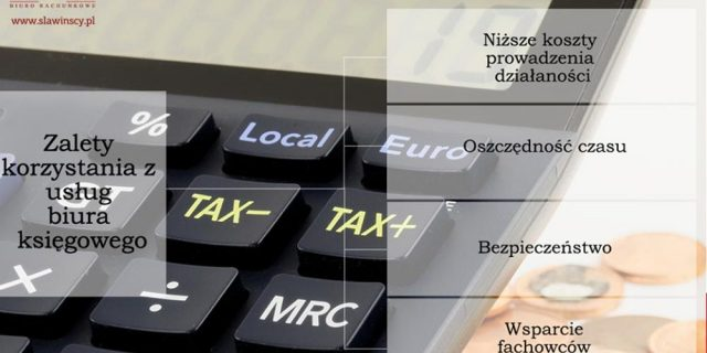 Jakie korzyści płyną z korzystania z biura rachunkowego??